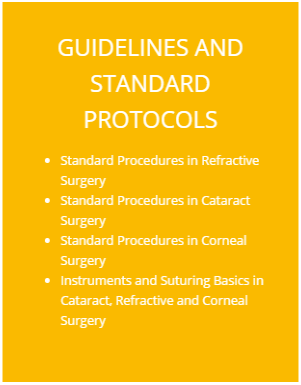 GUIDELINES AND STANDARD PROTOCOLS Modulo5